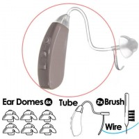 FIT® Accessory Replacement Value Kit - Thin Ear Tube Configuration