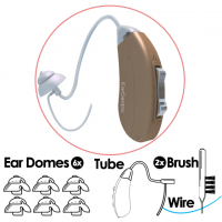 PRO200® Accessory Replacement Value Kit - Thin Ear Tube Configuration