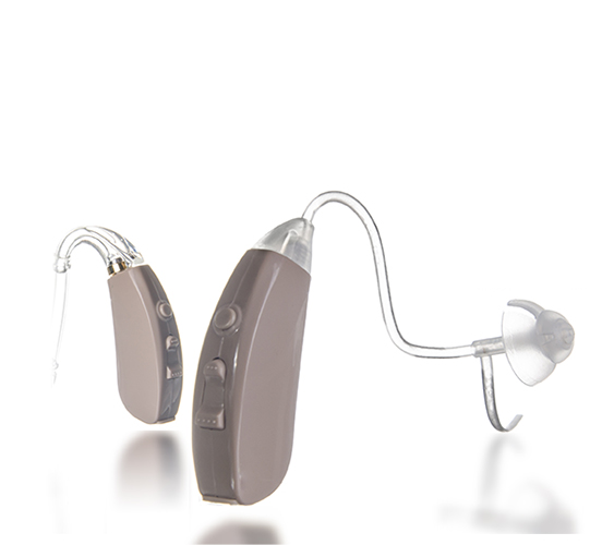 Digital BTE hearing aid